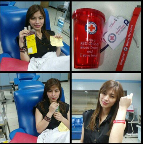 Angel Locsin Saves The Lives Of Those In Need!