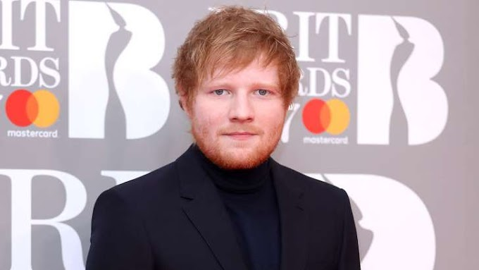"Ed Sheeran Talks Grammy Snubs With Ellen DeGeneres: ""Maybe This Year Isn't My Year"""