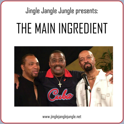 Main Ingredient, The - Magic Shoes / Spinning Around
