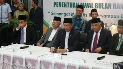 Mengikuti pemerintah dalam menentukan awal ramadhan - berbagaireviews.com