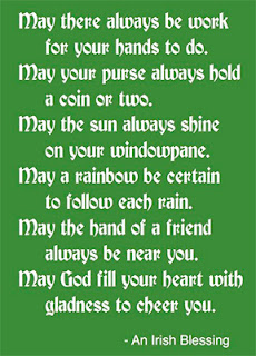 Irish Symbols - Blessings