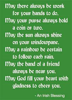 Irish Symbols - Blessings