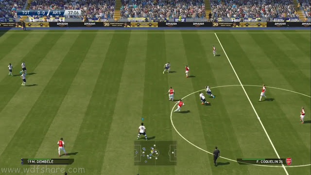 Pro Evolution Soccer 2016 Reloaded Full Crack