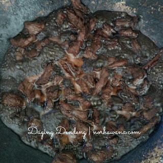 resepi daging dendeng