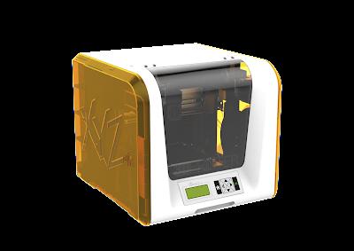 Da Vinci Jr. ¿Una impresora 3D por solo 350 euros?