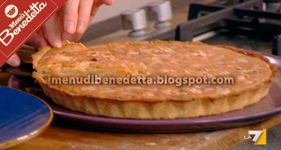 Bakewell Tart La Ricetta Di Benedetta Parodi