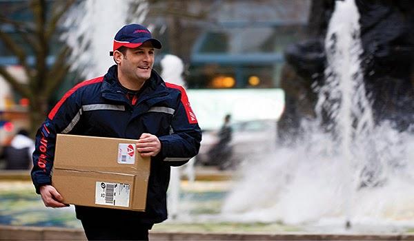 Dịch vụ vận tải Purolator Bắc Mỹ Hoa Kỳ