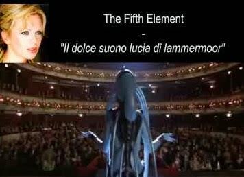 Quién Canta La Canción The Diva Dance En El Quinto Elemento