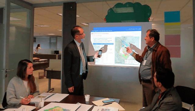 """Así está formulado el proyecto """"Ciudad inteligente"""" del Aeropuerto El Dorado II"""