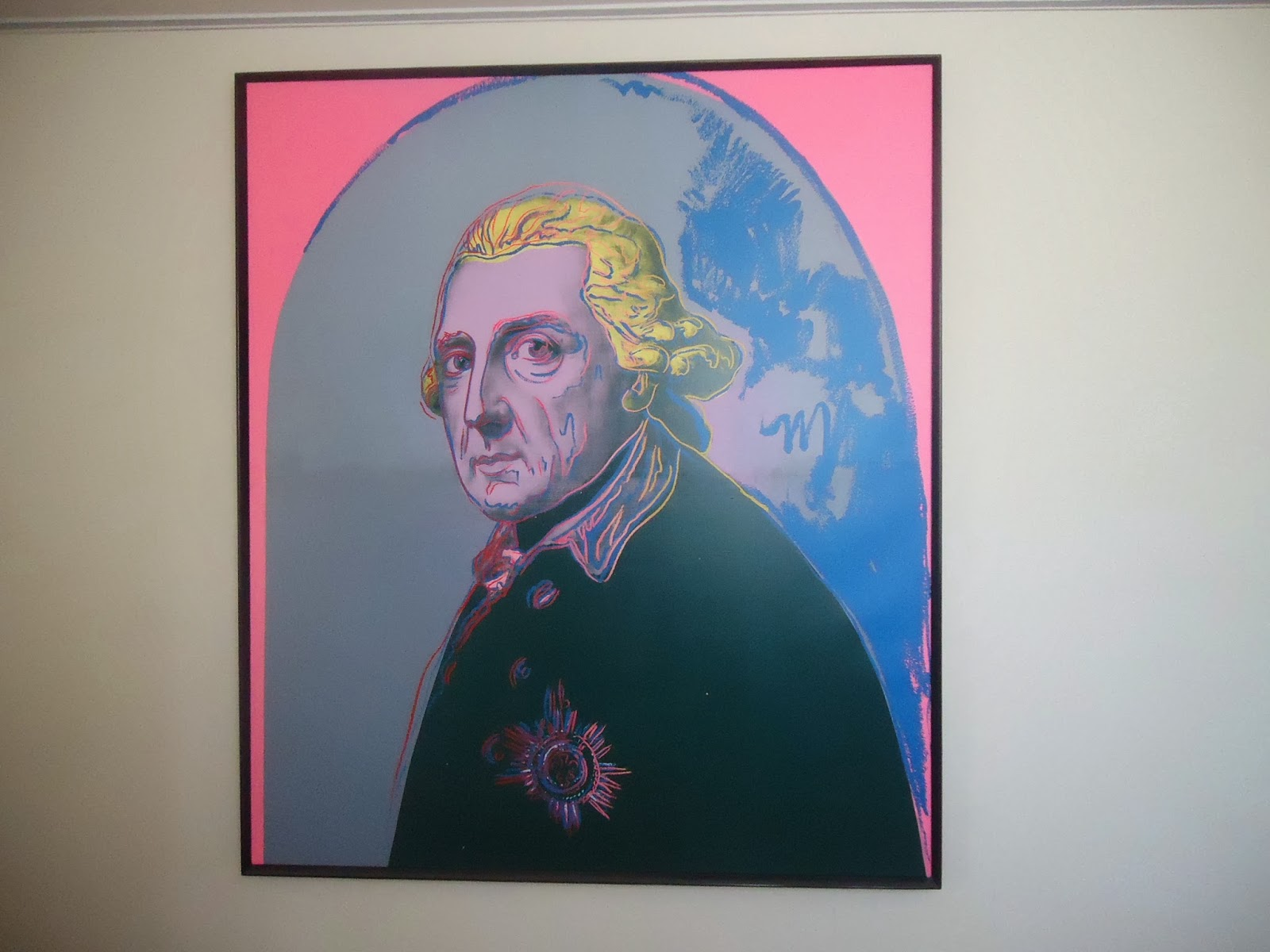 Frederick The Great Portrait