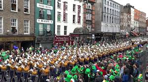 happy st patricks day 2018 parade route