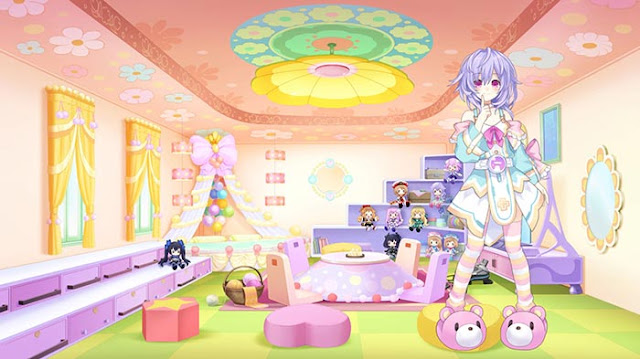Plutia Live2D Wallpaper Engine