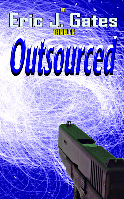 Outsourced by Eric J. Gates book cover