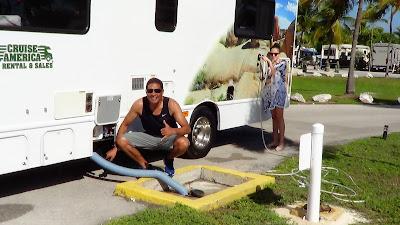motorhome camping Flórida