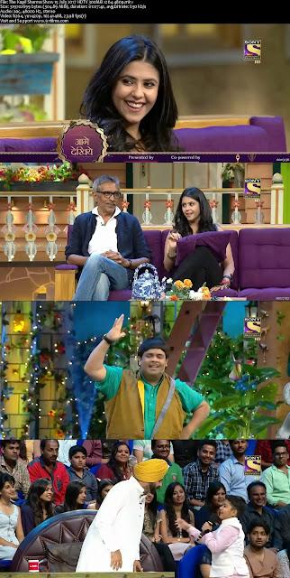 The Kapil Sharma Show 15 July 2017 HDTV 480p