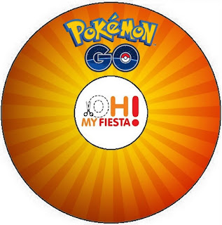 Etiquetas de Pokemon para CD's