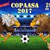 Aberta as inscrições para a 1ª COPAASA 2017, de 25 a 30 de novembro