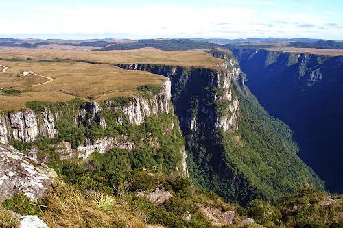 Cânion Fortaleza – Rio Grande do Sul