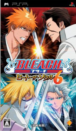 Bleach - Heat The Soul 6 (Japan) Iso Ppsspp For Android 1