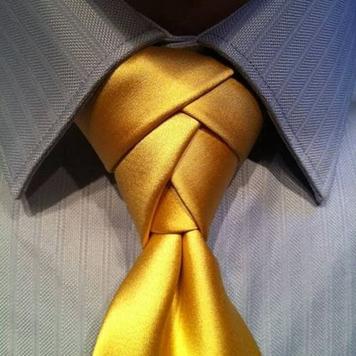 7 easy methods to tie a necktie in 1 minute pakistan hotline you can tie any type of necktie just by following easy and simple given steps ccuart Images