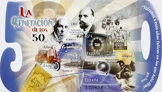 LA GENERACIÓN DE LOS 50