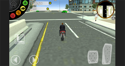 San Andreas Real Gangsters 3D Terbaru Mod Apk Unlimited Money