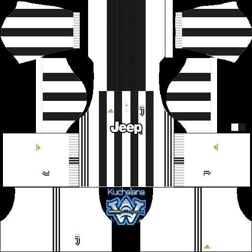 reputable site 1a6ba 72129 Juventus 17/18 - Dream League/FTS 18 Yeni Sezon Forma Kits ...