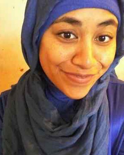 Image result for Muslim Woman Paid $85,000 After Police Officer Forcefully Removed Her Hijab....(PHOTOS)