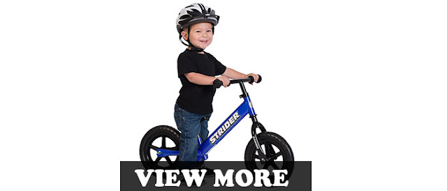 Strider 12 Classic No-Pedal Balance Bike Review