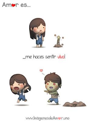 Imagenes graciosas de amor