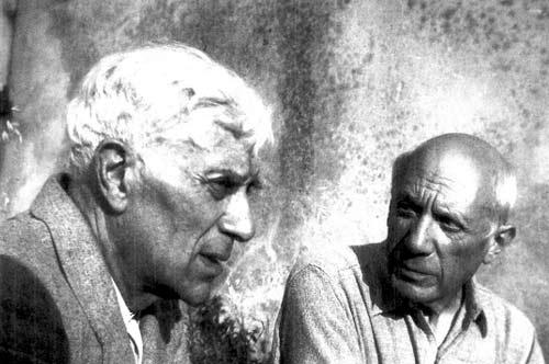 Braque e Picasso