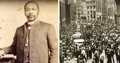 Jeremiah G. Hamilton, Wall Street's First Black Millionaire