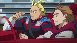 My Hero Academia: Two Hero trailer dublado