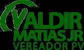 Vereador Valdir - Informe parlamentar