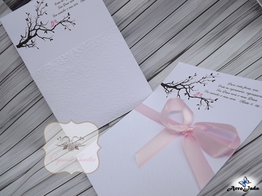 Convites de Casamento - Vale a Pena Fazer em Casa?