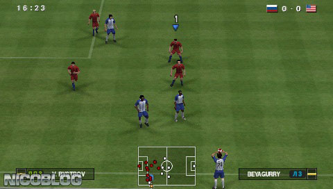 Game PES 2014 PSP ISO