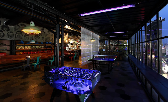 Bak Bak Bar Interiors