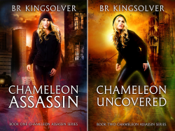 Chameleon Assassin Series (2 Book Series)