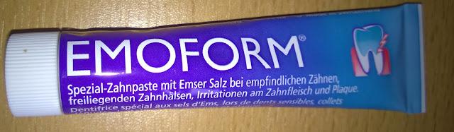 Emoform für Erwachsene.