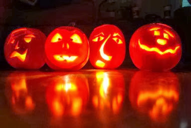 Calabazas para halloween