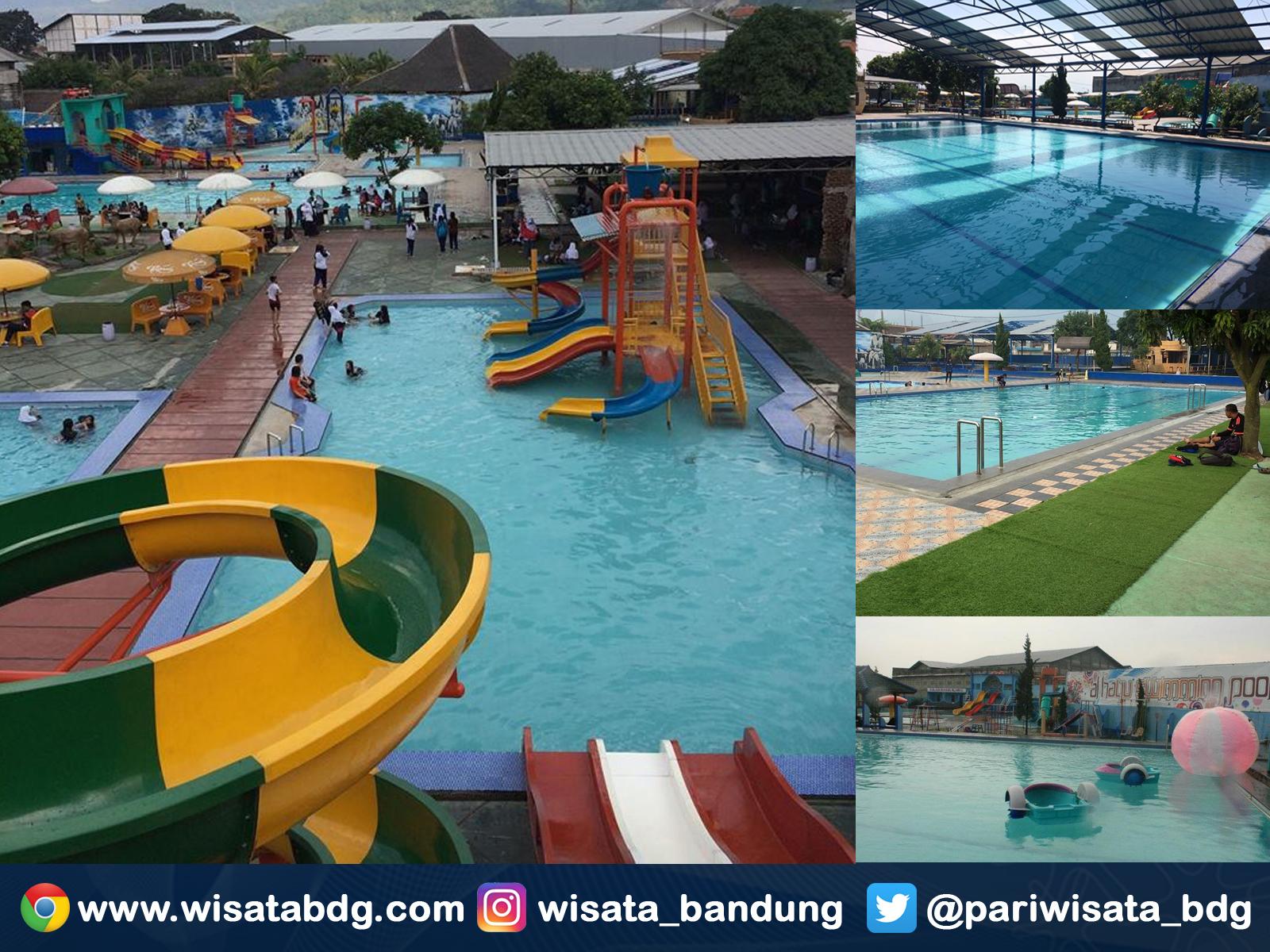 kolam renang alhayu baleendah primadona baru wisata air di bandung rh wisatabdg com