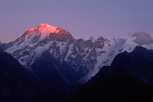 Kinnaur Kailash Mountain in Himachal Pradesh ~ Tourist Places in India