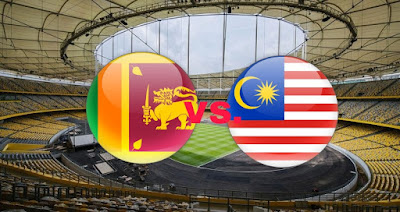 Live Streaming Sri Lanka vs Malaysia Friendly Match 12.10.2018