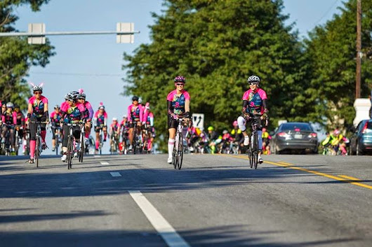 Thoughts from YSC Tour de Pink East Coast - 2014