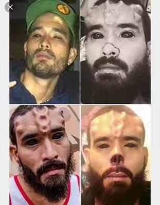 Photos: Venezuelan man spends over £30K in a bid to look like Red Skull