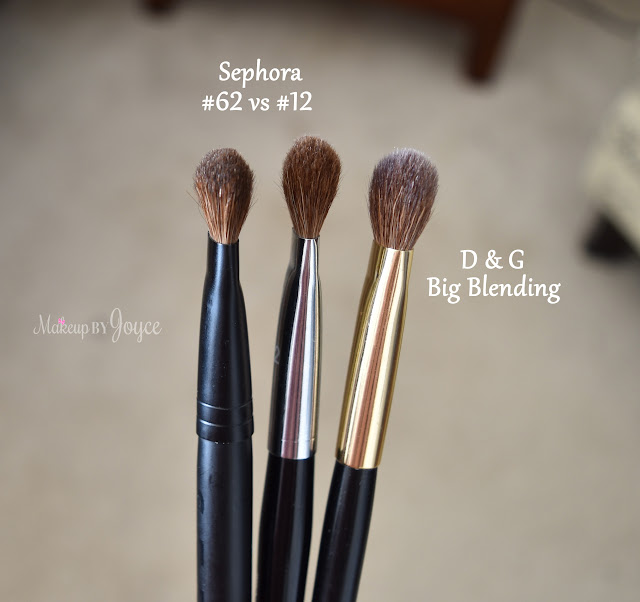 Sephora Collection Classic Large Powder Shadow Brush #62 Review