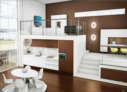Desain Interior Untuk Rumah Minimalis