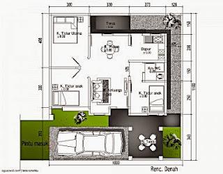 Gambar%2BContoh-Denah-Rumah-10-x-10-m-384x300