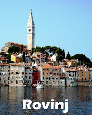 Travel the World: Istira is the foodie capital of Croatia and Rovinj is one of the beautiful coastal towns of Istria.