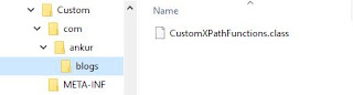 Custom XPath